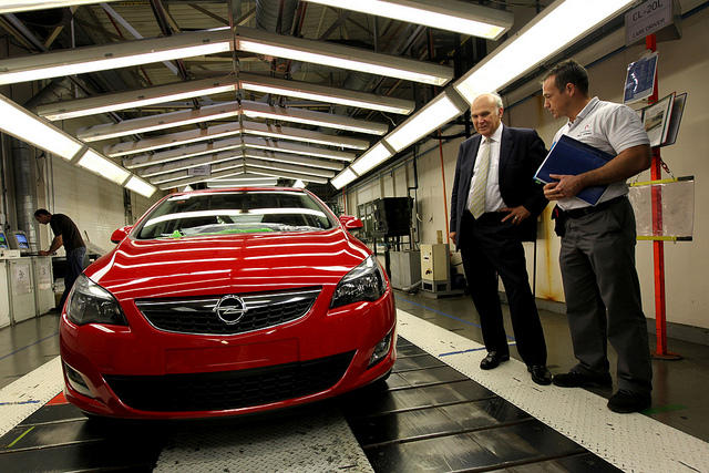 """Applications for automotive innovations in other industries could help diversify Michigan's economy from the """"inside out,"""" says Jeff DeGraff."""