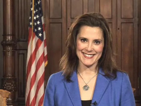 Image result for Gretchen Whitmer