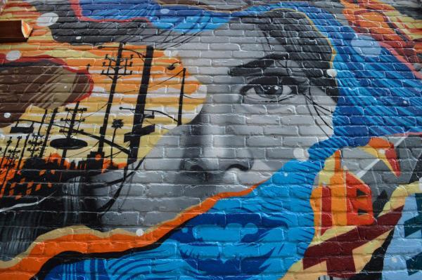 Belt Detroit' Newest Urban Art Installment