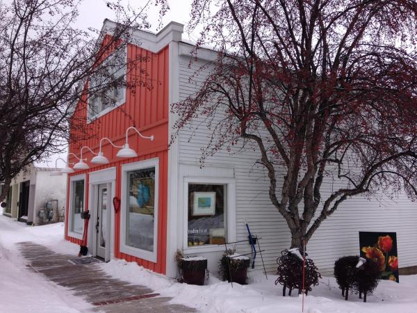 Northern Michigan Artists Avoid Starving In Winter