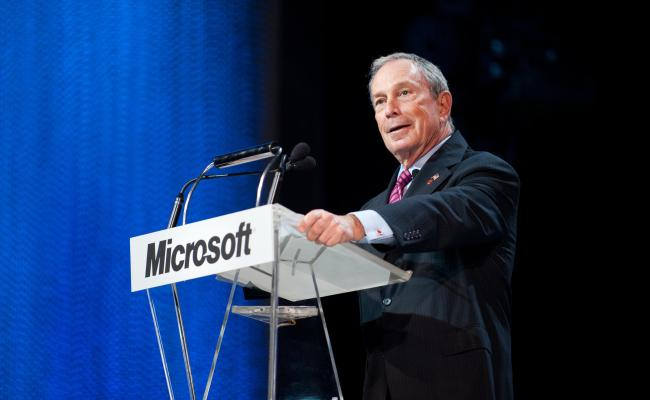 Michael Bloomberg To Deliver U M Spring Commencement