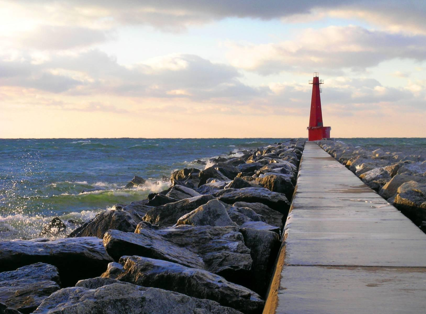 Trump S Budget Chops Sea Grant Program And Its Aid To Towns On Great Lakes Coast