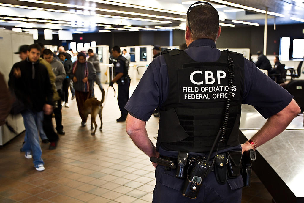Michigan ACLU suing Customs and Border Protection for immigration ban documents  Michigan Radio