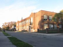 Detroit Public School Buildings