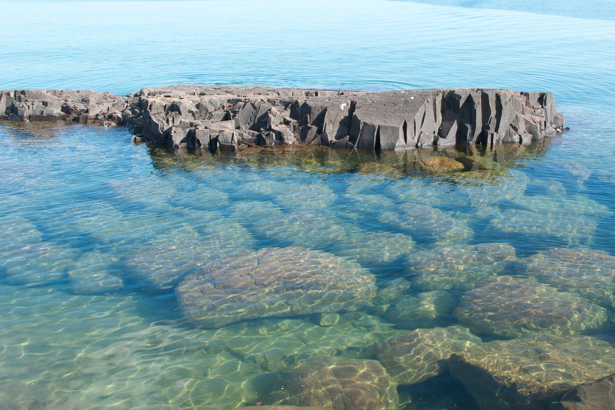 Lakes Michigan Huron Are Now Clearer Than Superior