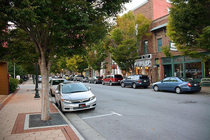 Downtown Restaurants New Bern Nc