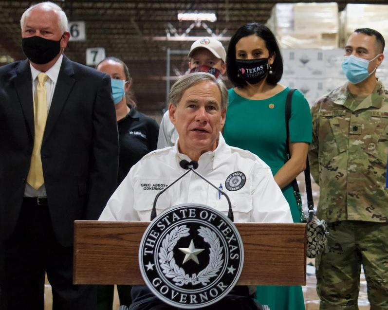 Texas Governor Abbott Weighs In On Local Authority To Open Or Close Schools   Red River Radio