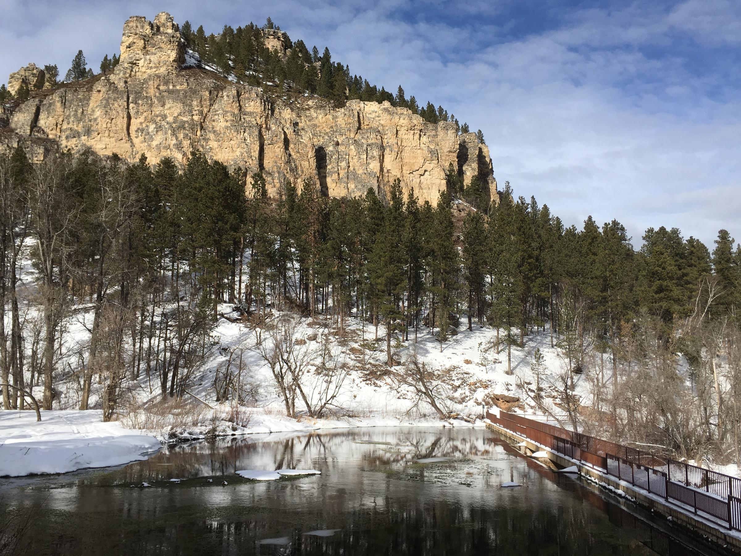 Spearfish Canyon Land Swap Proposal Only The Beginning
