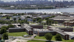 Image result for New York City Mayor plans to shut Rikers jail complex