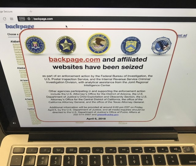 Backpage Founders Indicted On Charges Of Facilitating Prostitution 90 5 Wesa