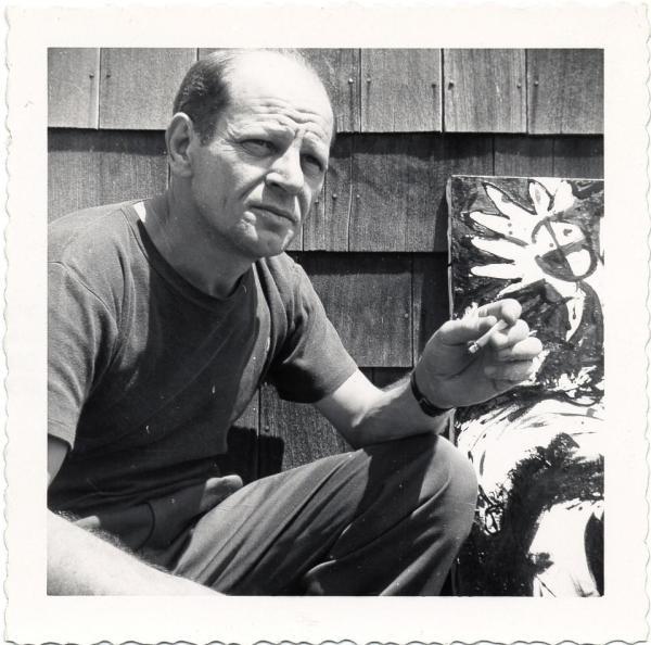 Pollock' Legend Splattered Art World Wkar