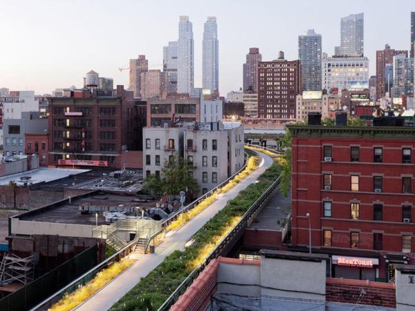 Track York' High Line 88.9 Ketr