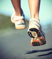 Happy Feet Tips Healthier Running Wfsu