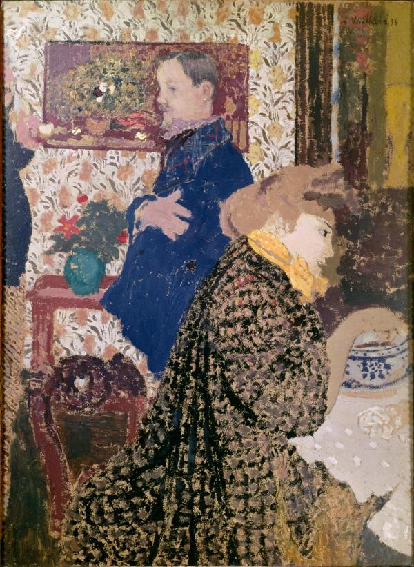 Vuillard Parisian Painter And Jewish Patrons Wwno