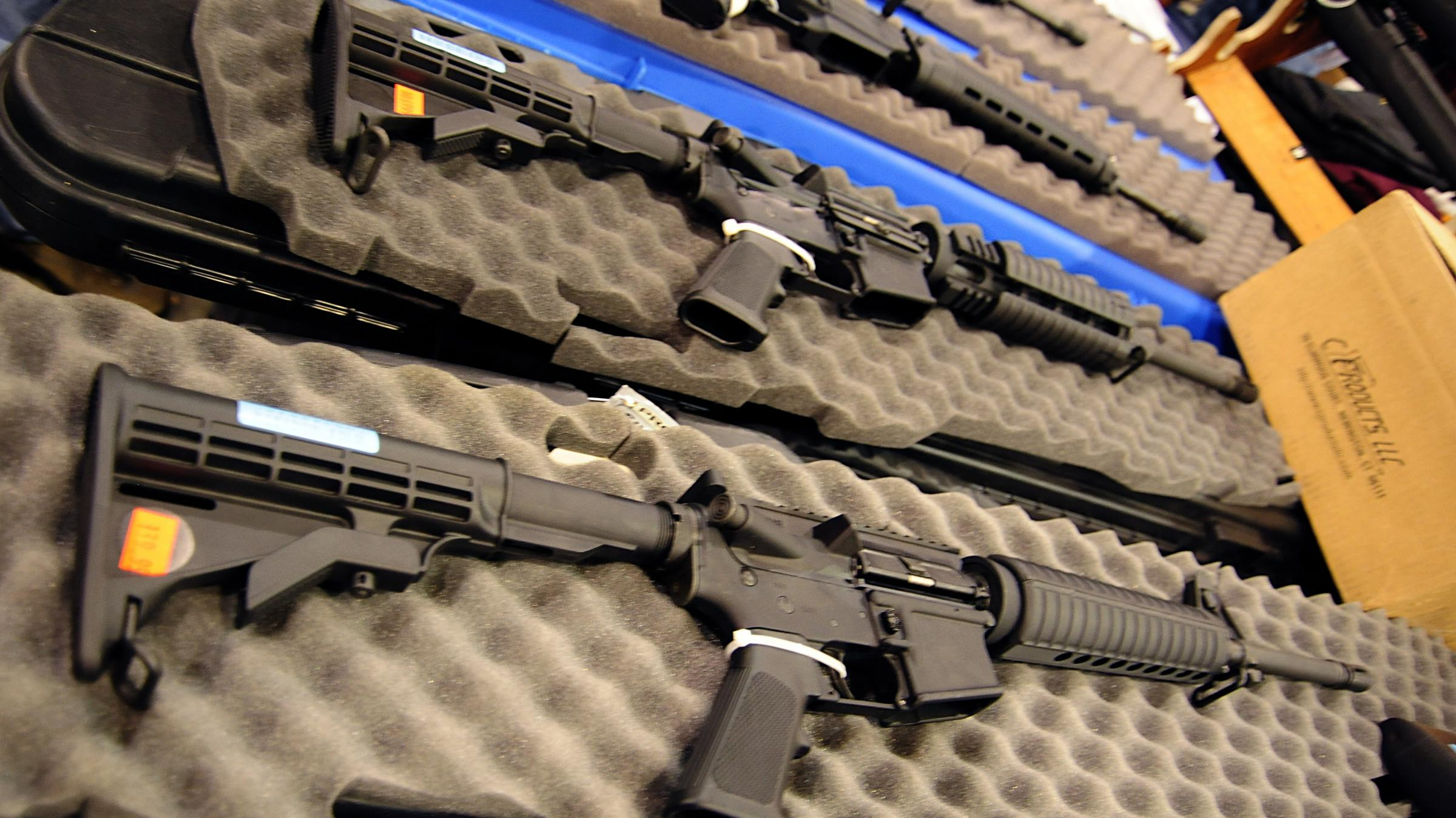 Democrats Unveil Bill To Ban Assault Style Weapons