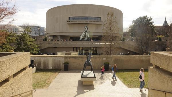 Plans Smithsonian Museum 'bubble' Burst Kcur