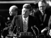 Remembering Jfk Rewatching Inaugural Address Wjct