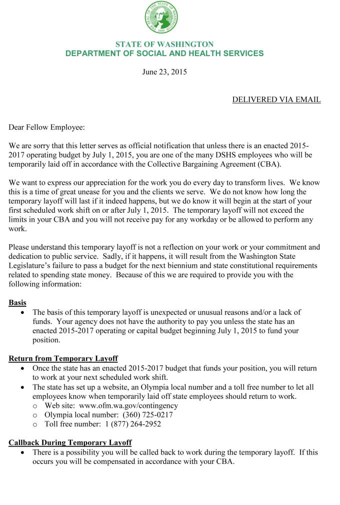 Employee layoff call back letter sample textpoems layoff letter sample letters free spiritdancerdesigns Gallery
