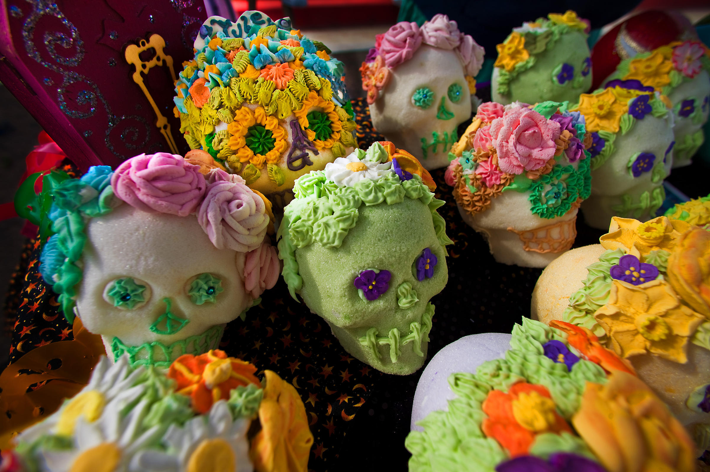 Decoding The Food And Drink On A Day Of The Dead Altar