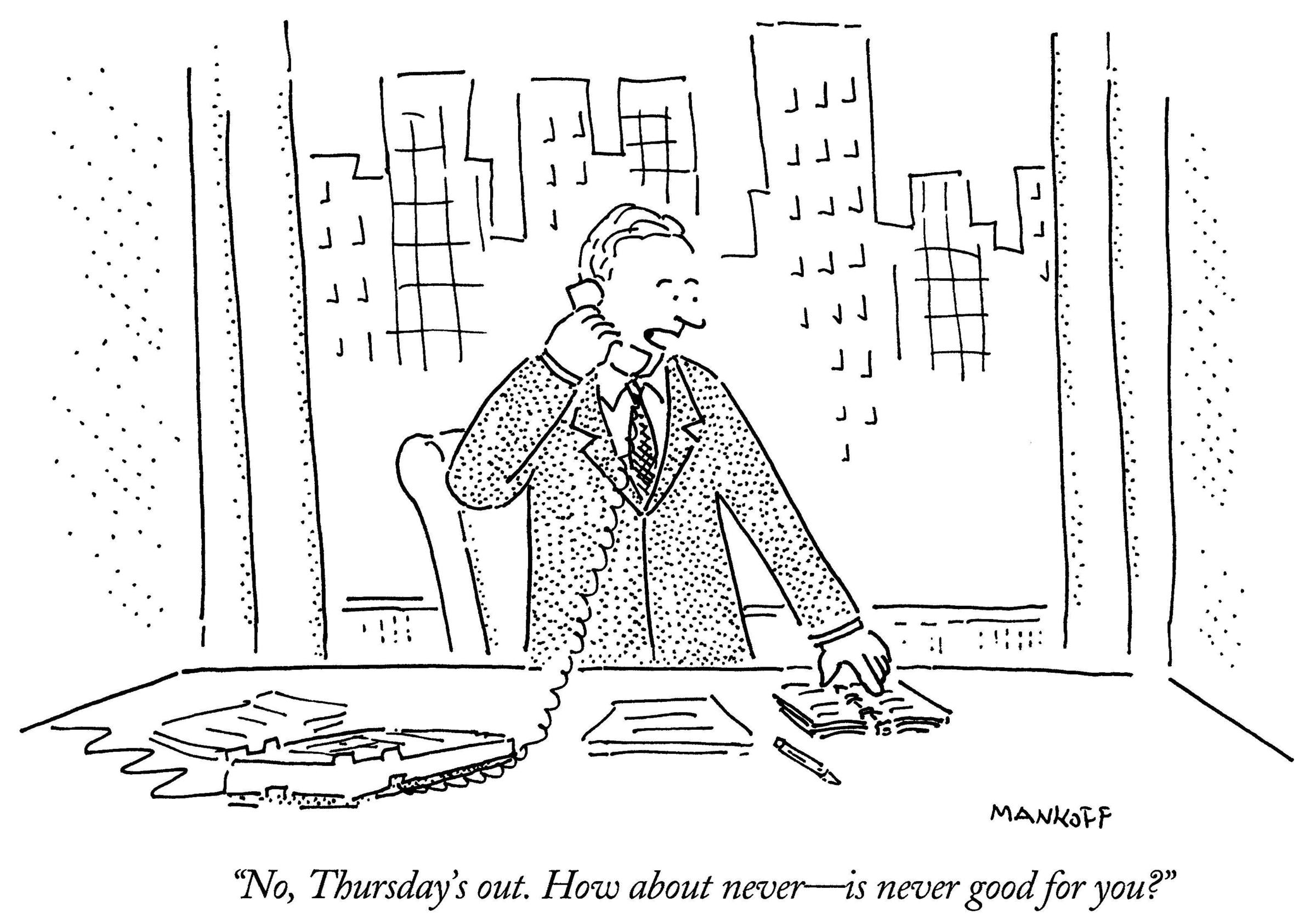 'New Yorker' Cartoon Editor Explores What Makes Us Get It