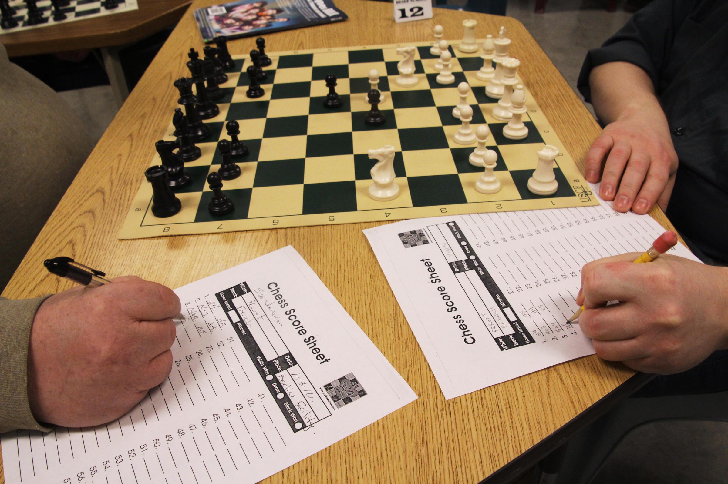 Chess Wars: 20 Inmates, 5 Weeks, 1 Champion | KNKX