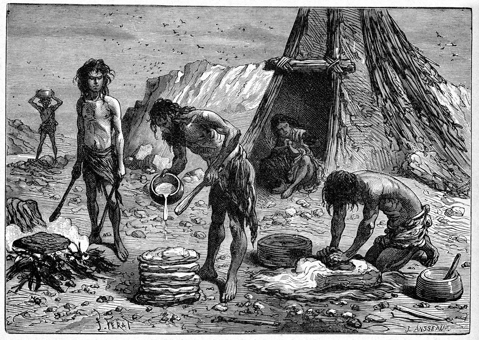 When It Came To Food Neanderthals Weren T Exactly Picky Eaters