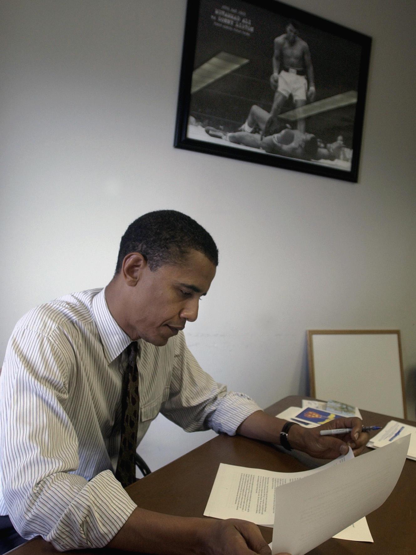 Read President Obama S Remembrance Of Muhammad Ali