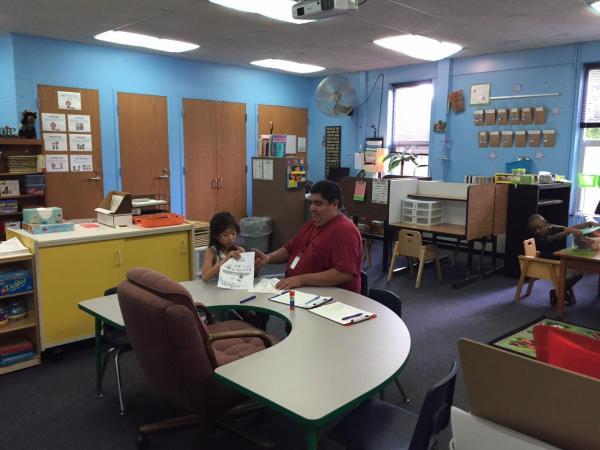 School Special Education Classroom