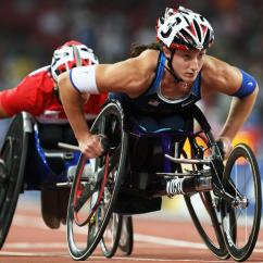 Wheelchair Olympics Fishing Chair Aliexpress Paralympian S Pursuit Enables Aspiring Athletes Wncw Tatyana Mcfadden Has Won Medals At The Paralympic Games In 2004 And 2008 This Year London She Participating Every Race From