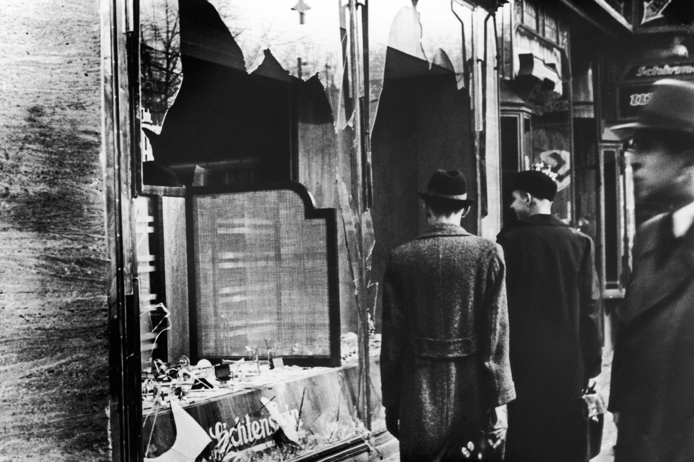 Image result for image, photo, picture, kristallnacht