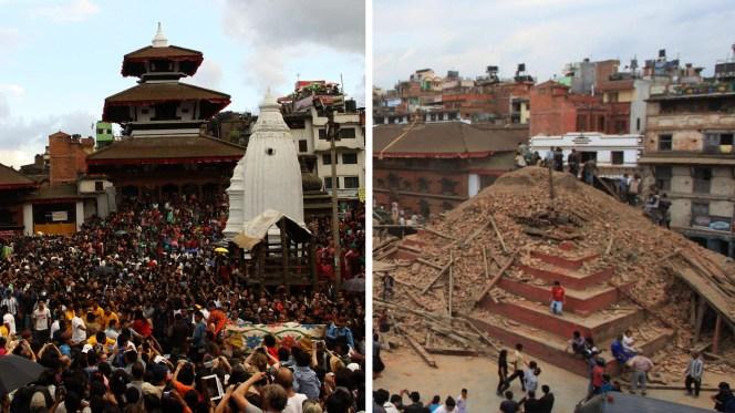 Geohazard in Nepal