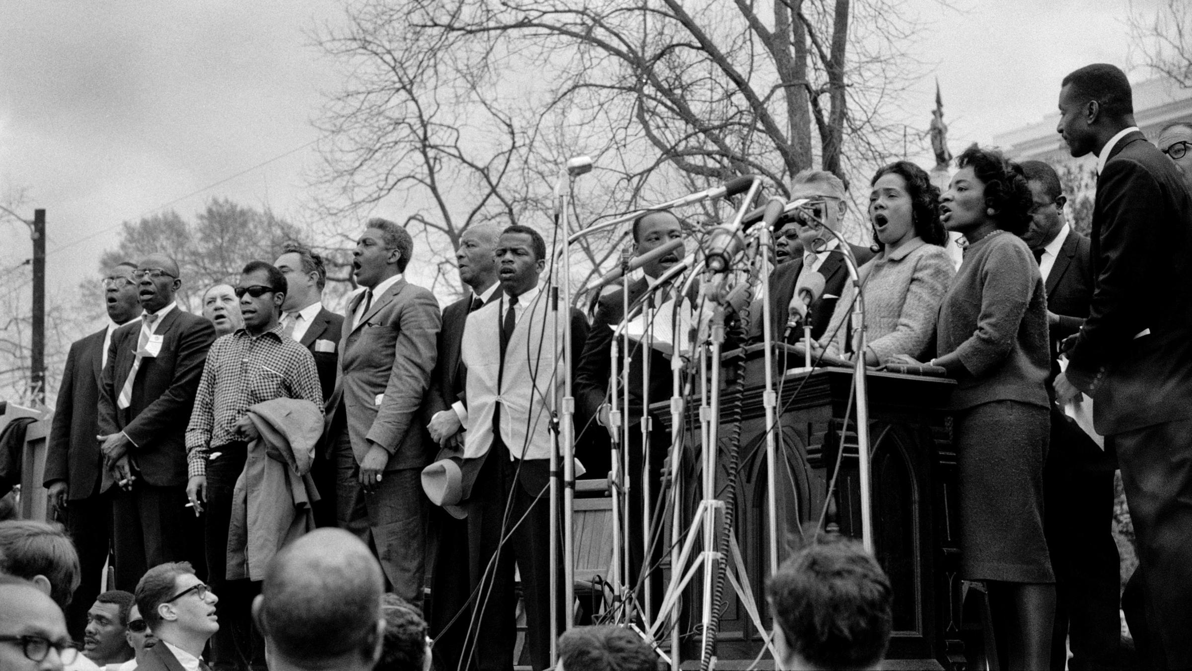 Who Owns We Shall Overcome All Of Us A Lawsuit Claims