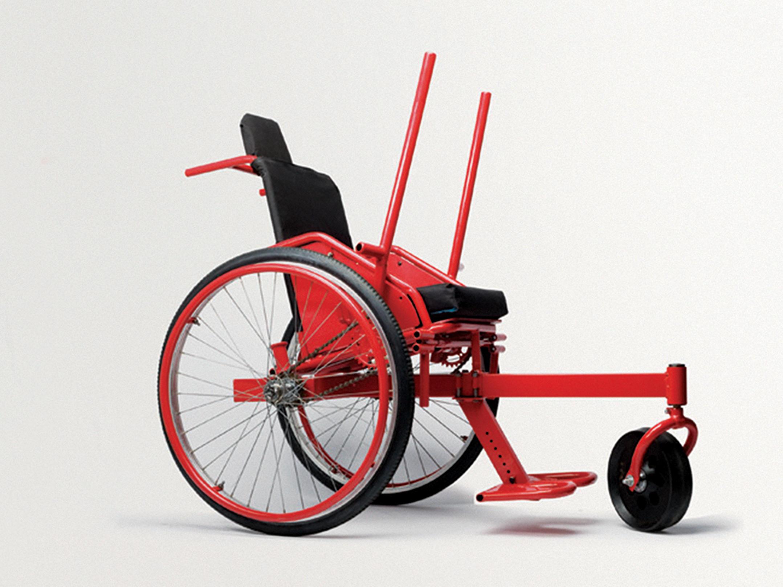 Amos Winter How Do You Build An AllTerrain Wheelchair