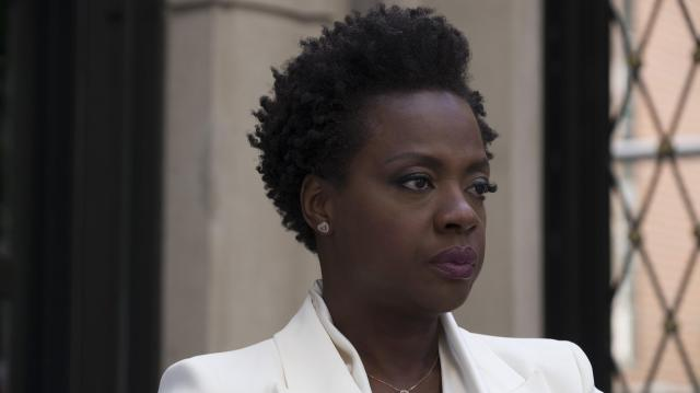 Viola Davis Stars As Veronica A Woman Who Loses Her Husband And Gains A Heist Gang In Widows
