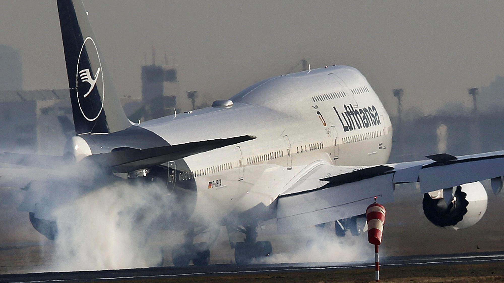lufthansa airlines sues customer