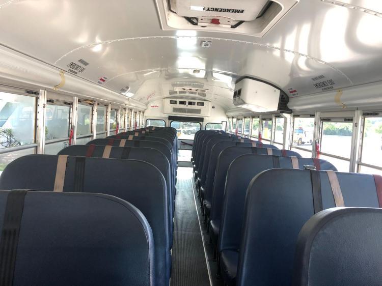 Miami-Dade Public Schools Show Off New School Bus GPS ...