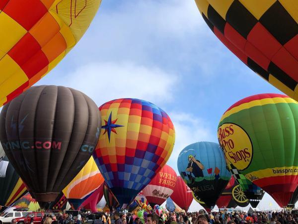 hot air balloon # 51