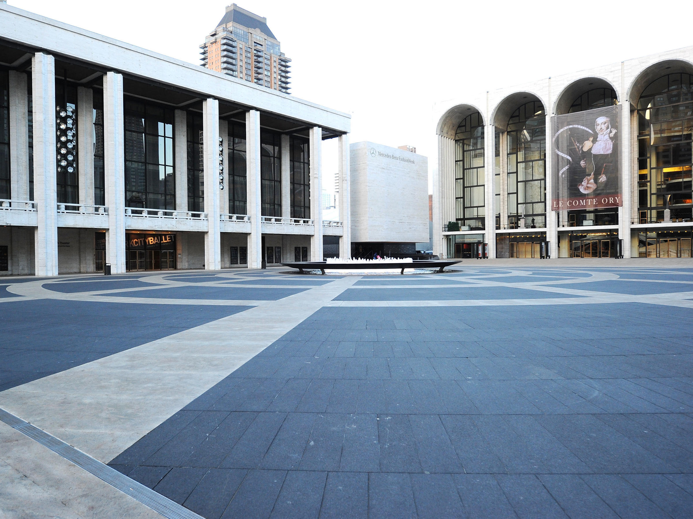 Performing Arts And Cultural Organizations Close Their Doors Due ...
