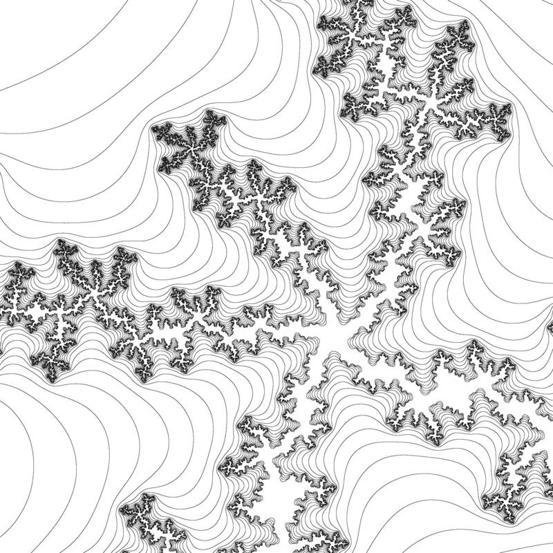 A new coloring book highlights the visual beauty of