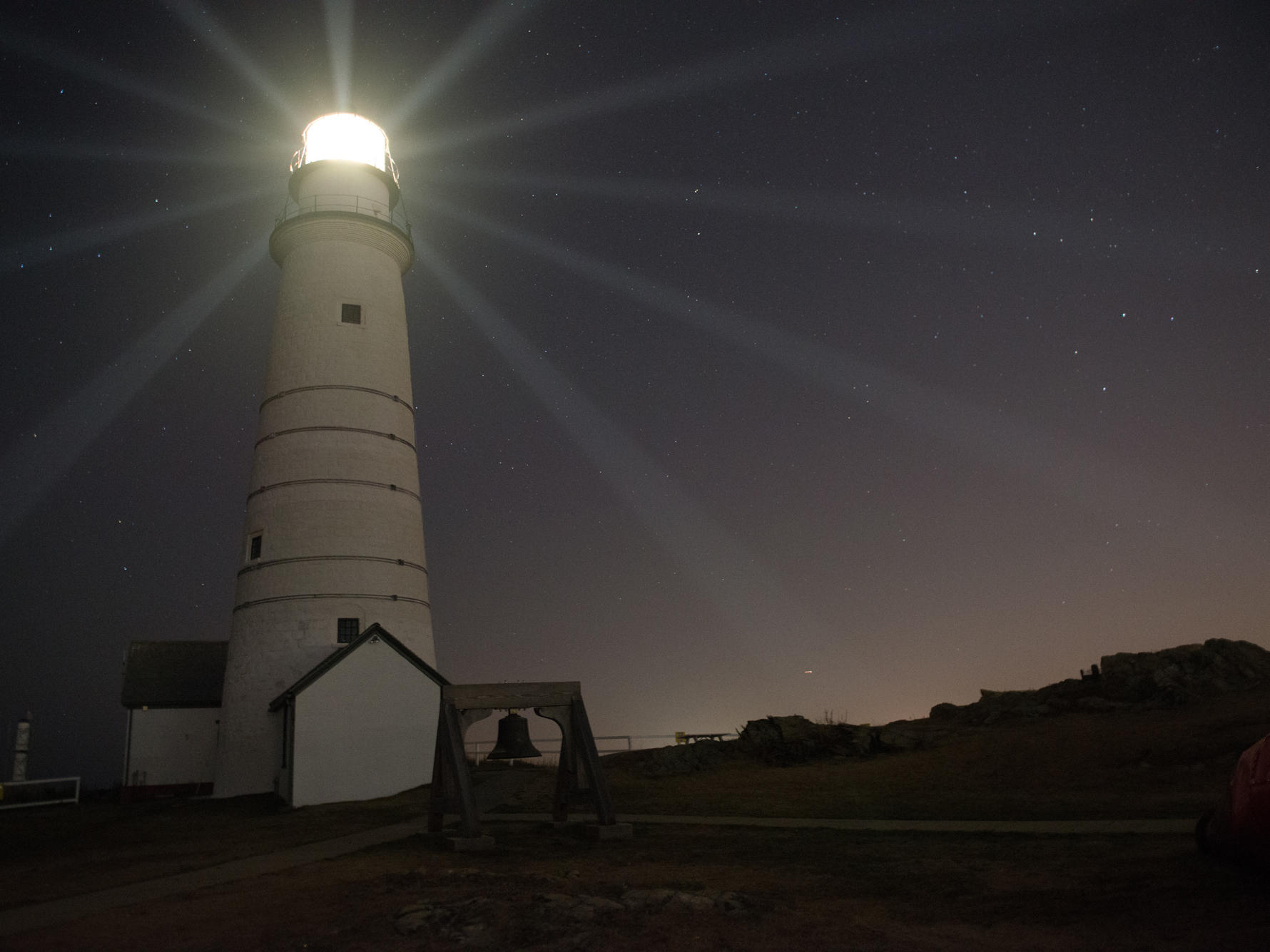 Keeper Of Boston Light Reflects On Americas First