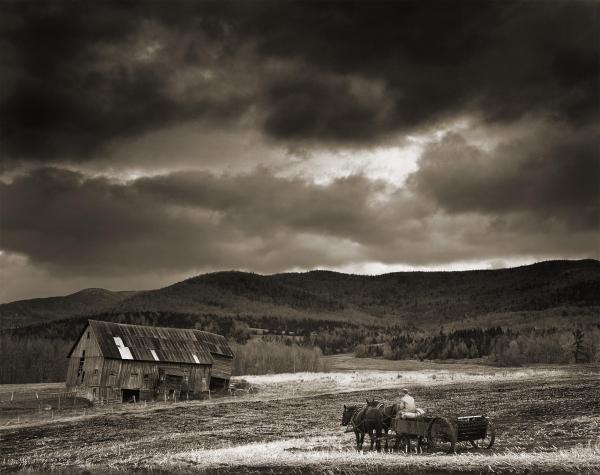 Vanishing Vermont Peacham Book Captures ' Of Hill Farms'
