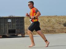 Barefoot Running Gaining Traction '