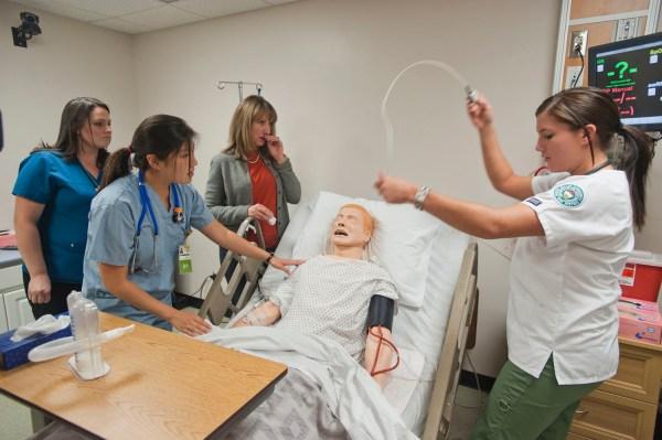 Nursing Program Moves North Adams Hospital Site