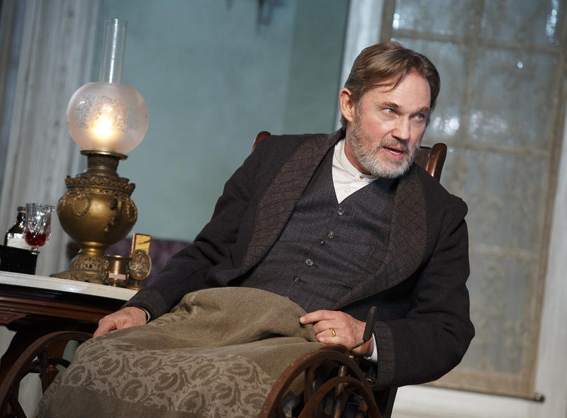 Richard Thomas in THE LITTLE FOXES at MTC. Photo by Joan Marcus