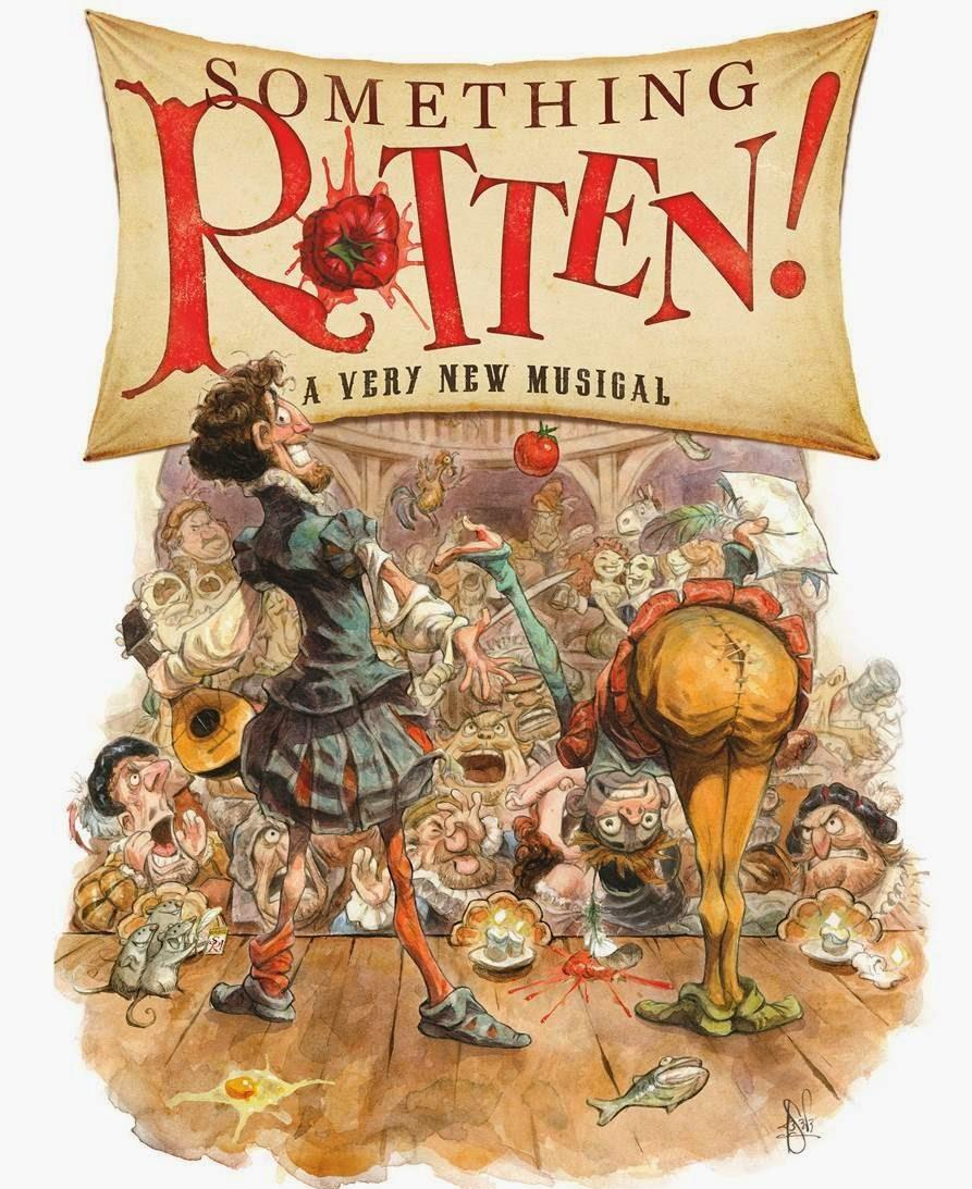 Image result for something rotten!