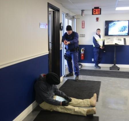 Buffalo Coast Guardsmen conduct activeshooter drills  WBFO