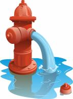 TOWN OF GULL LAKE 	FLUSHING OF FIRE HYDRANTS Government GULL LAKE  Town Council Flushing Fire Hydrants