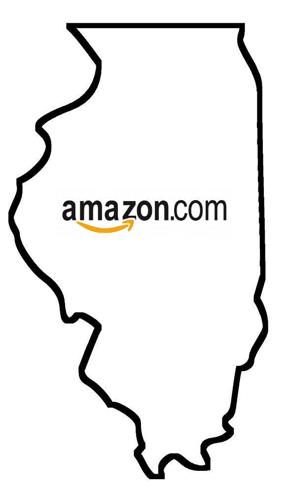 Amazon plans fulfillment centers in Illinois and Michigan