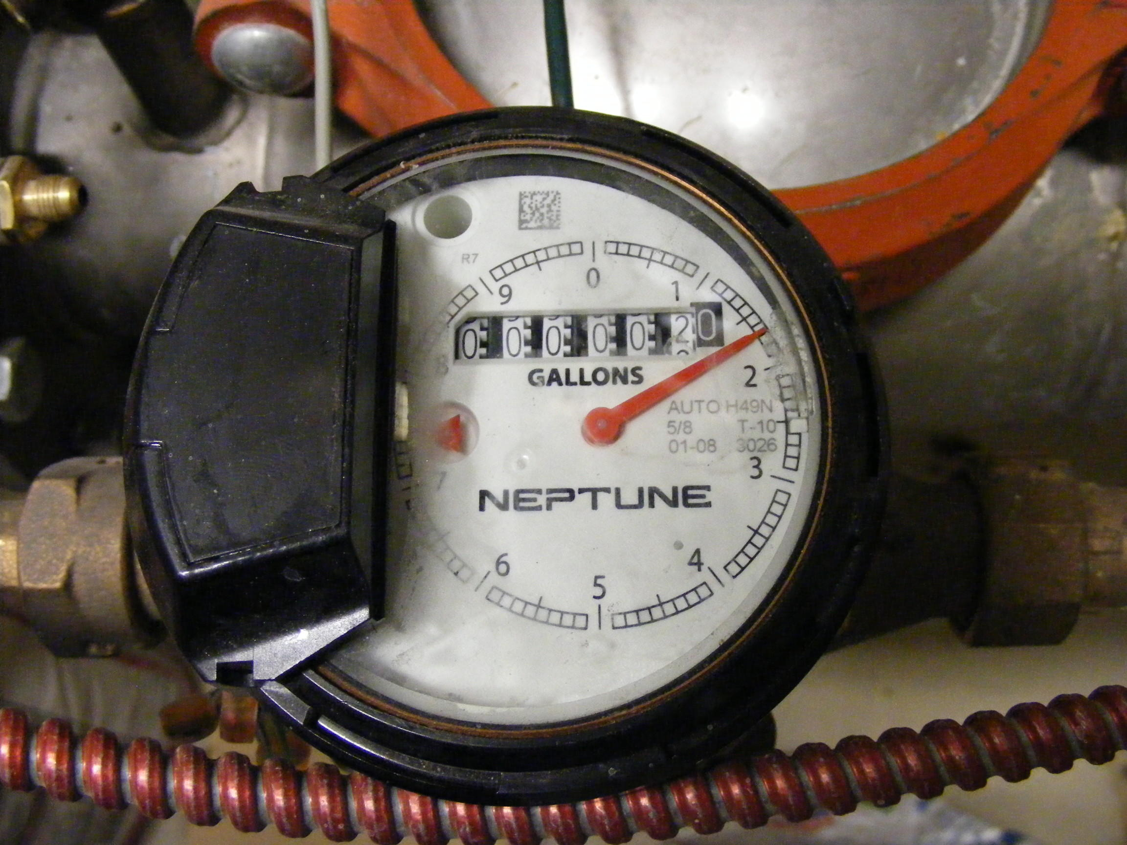 New Technology Can T Read Old Water Meters