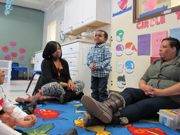 Investing In Early Childhood Education Means Playing